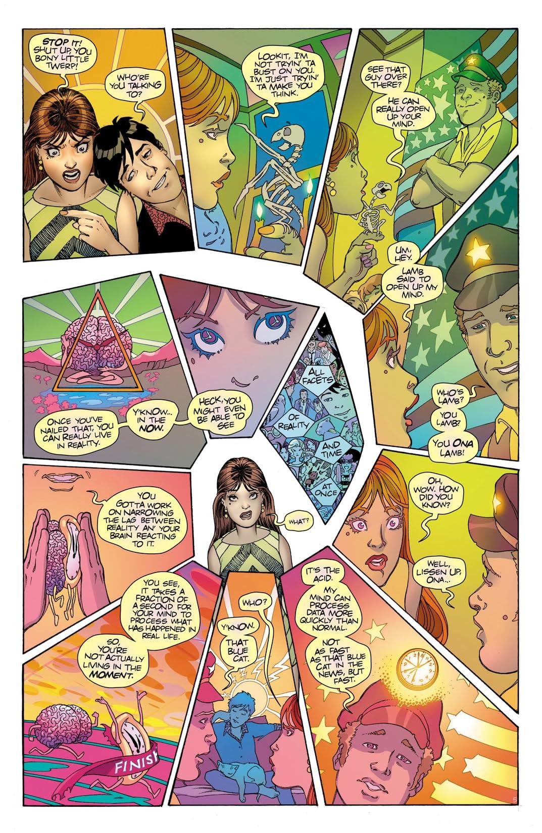 Before Watchmen: Silk Spectre #3 (of 4)