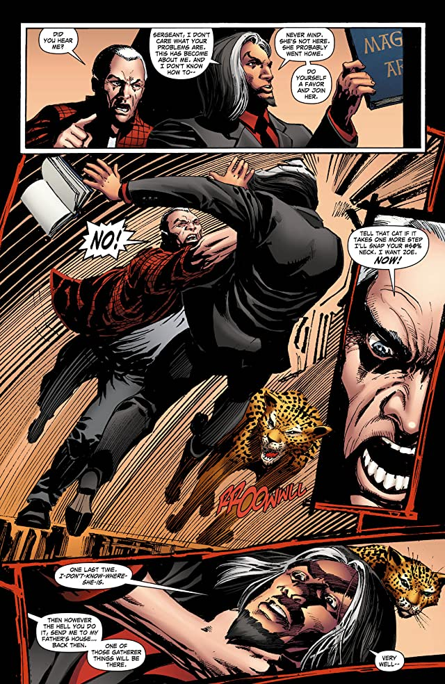 Night Force (2012) #7 (of 7)