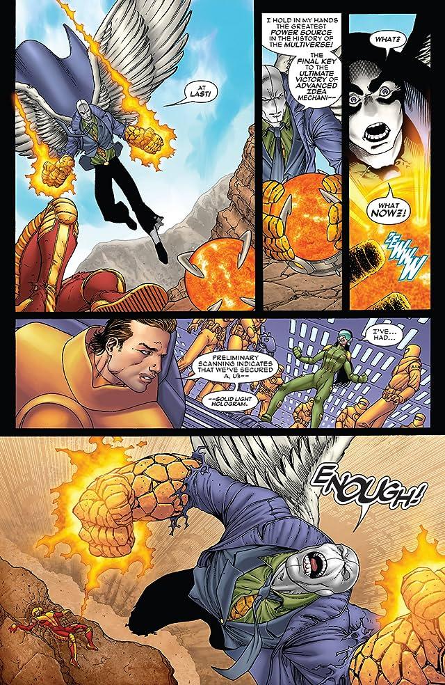 click for super-sized previews of Super-Villain Team-Up/M.O.D.O.K.'s 11 #5