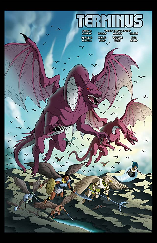 click for super-sized previews of Wayward Sons: Legends #13