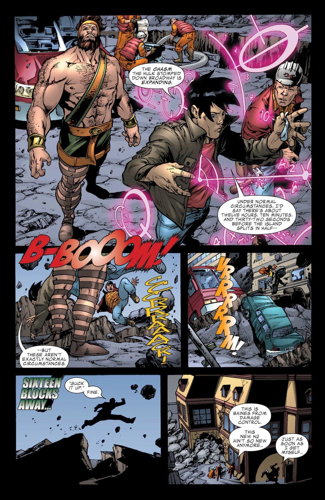 World War Hulk: Aftersmash #1