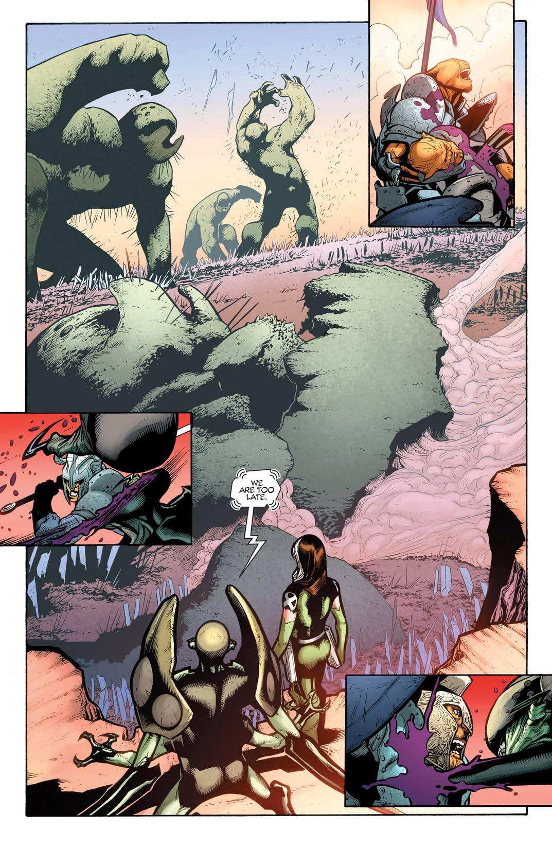 X-Men: Legacy (2008-2012) #273