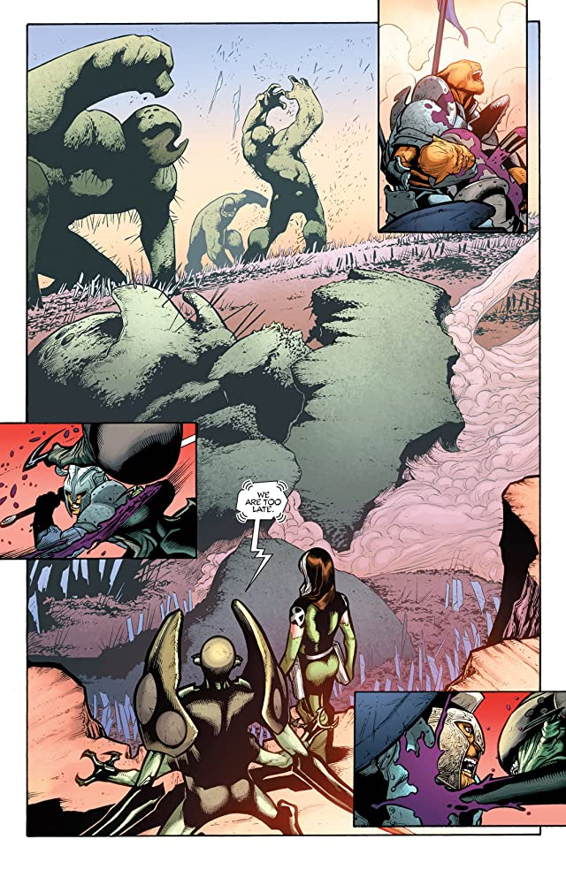 click for super-sized previews of X-Men: Legacy (2008-2012) #273
