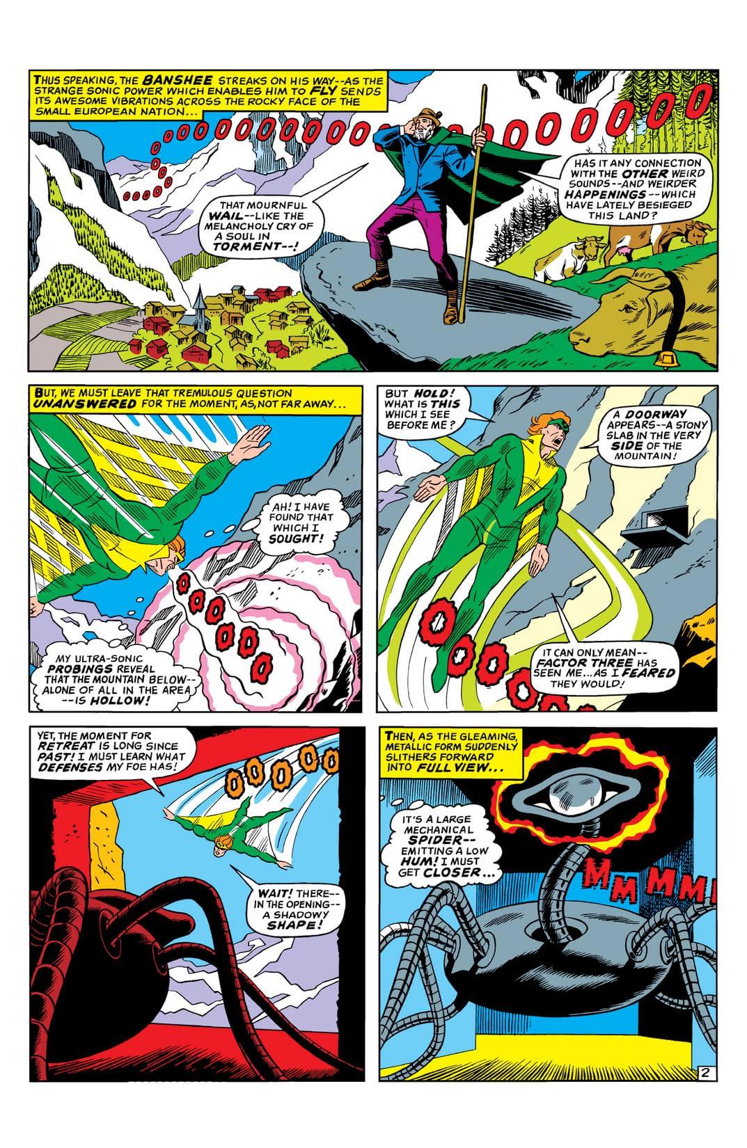Uncanny X-Men (1963-2011) #35