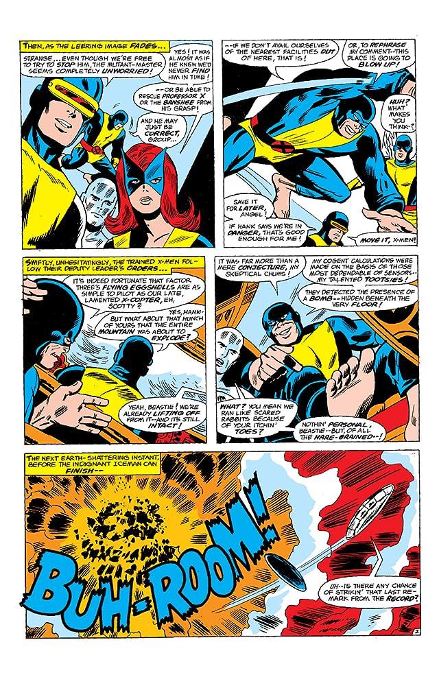 click for super-sized previews of Uncanny X-Men (1963-2011) #38