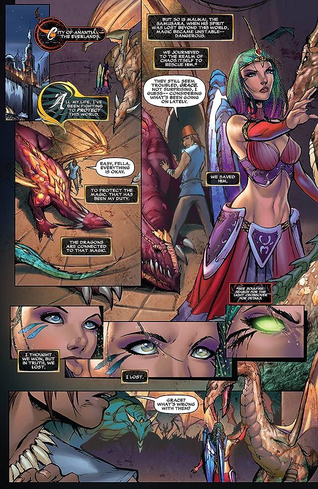 Soulfire Vol. 4 #1
