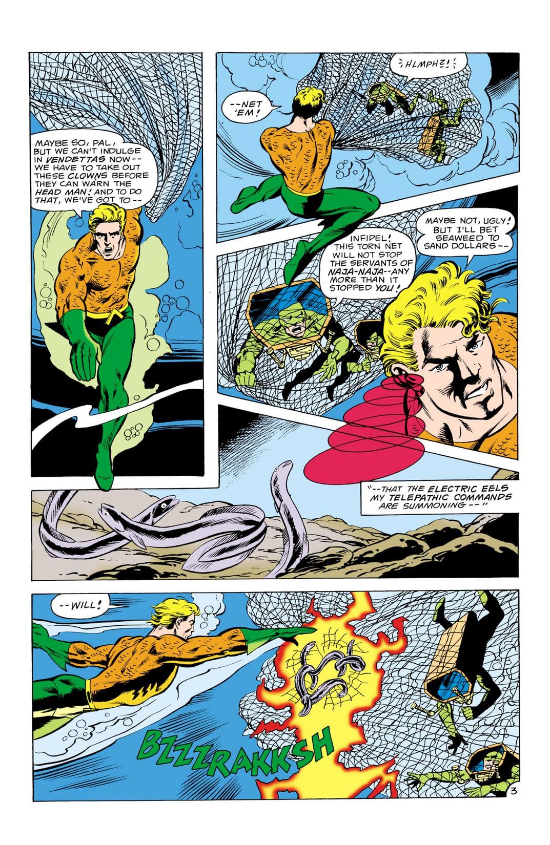 Aquaman (1962-1978) #61