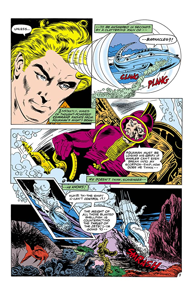 click for super-sized previews of Aquaman (1962-1978) #60