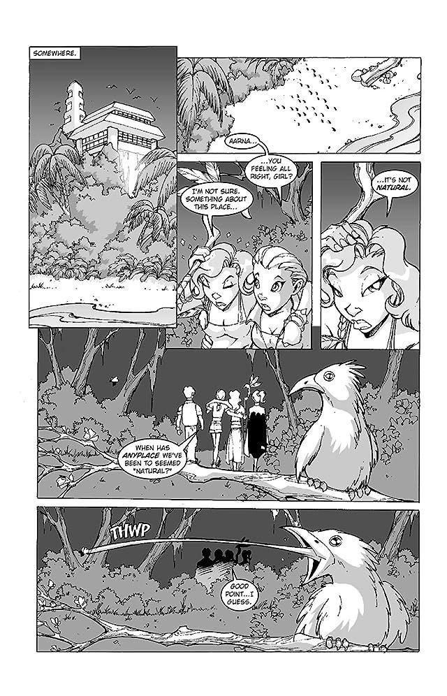 I Hunt Monsters Vol. 2 #9