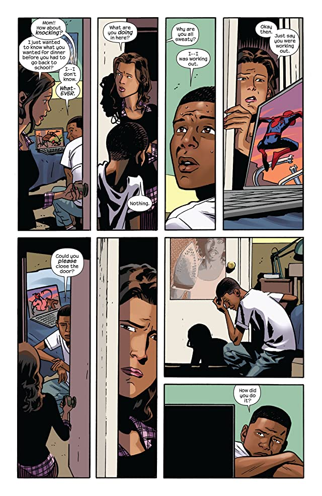 click for super-sized previews of Ultimate Comics Spider-Man (2011-2013) #7