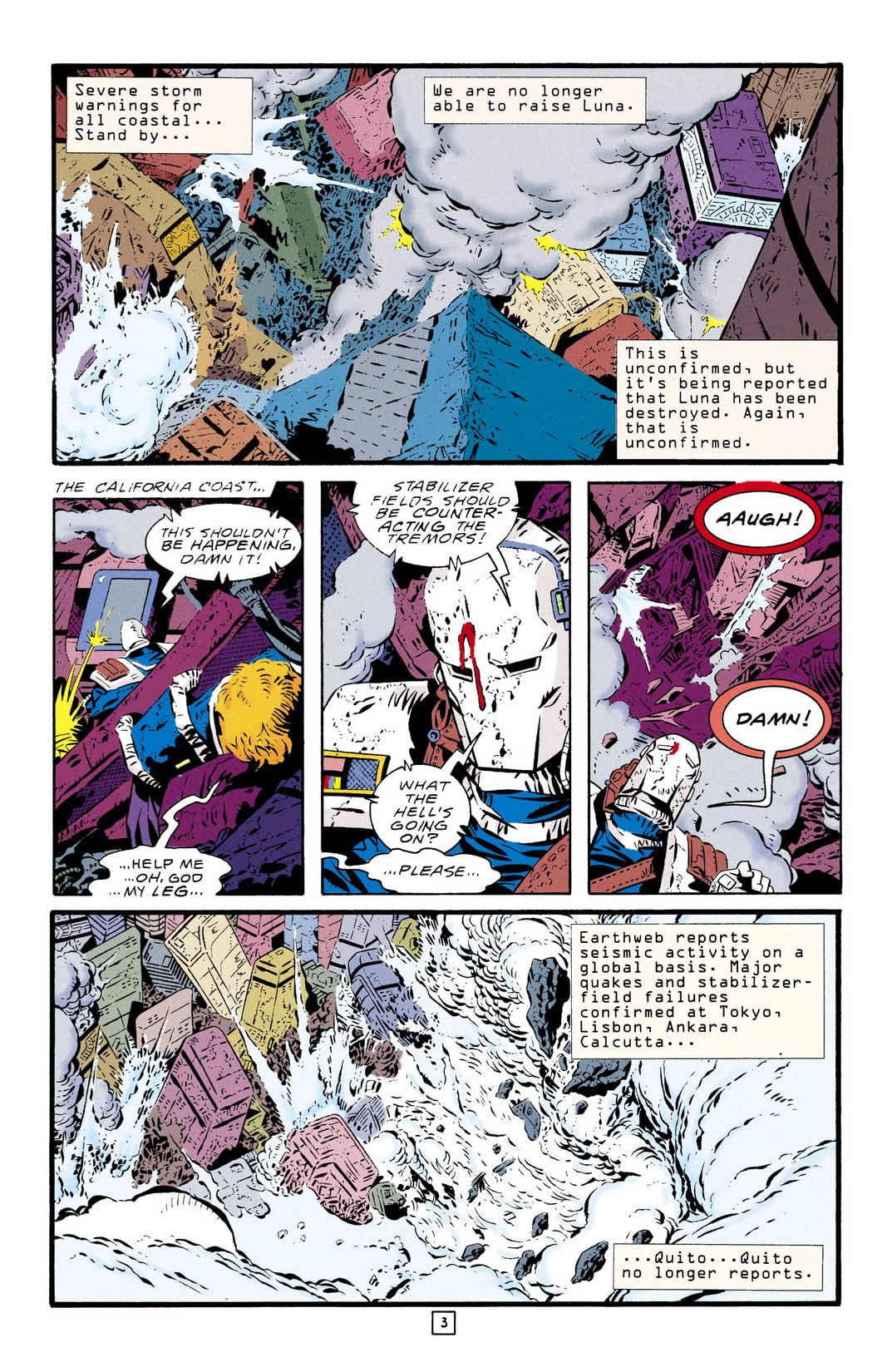 Legion of Super-Heroes (1989-2000) #19