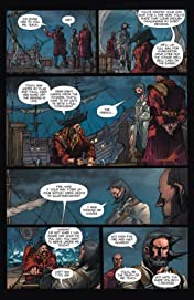 Blackbeard: Legend of the Pyrate King #4