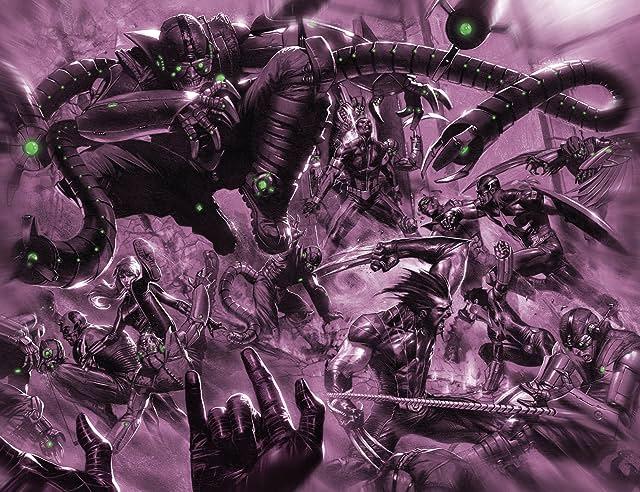 click for super-sized previews of Secret War (2004-2005) #3
