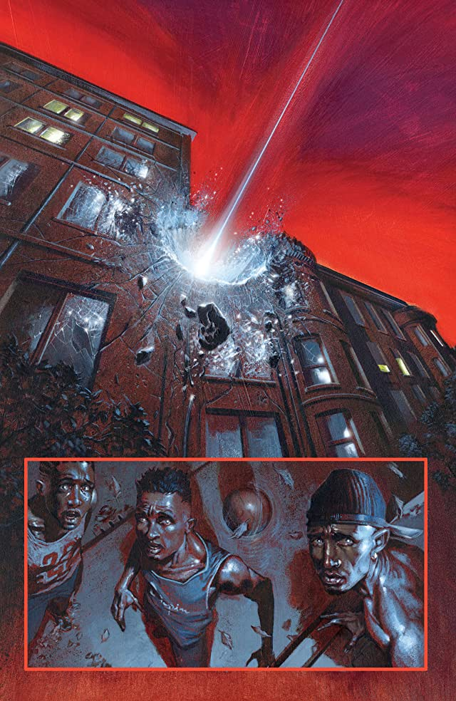 click for super-sized previews of Secret War (2004-2005) #1