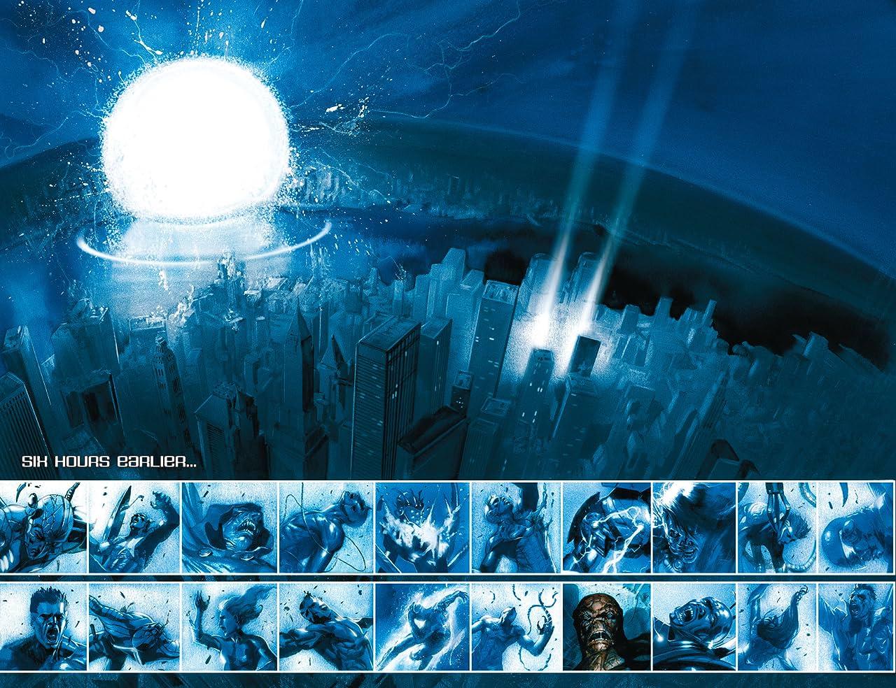 Secret War (2004-2005) #5