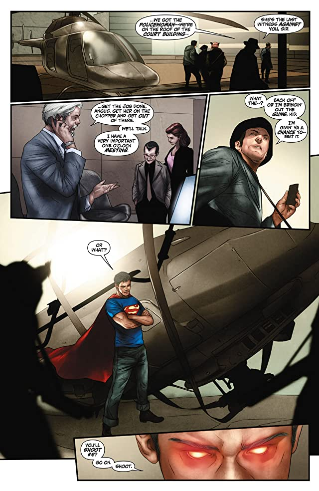 click for super-sized previews of Action Comics (2011-) #0
