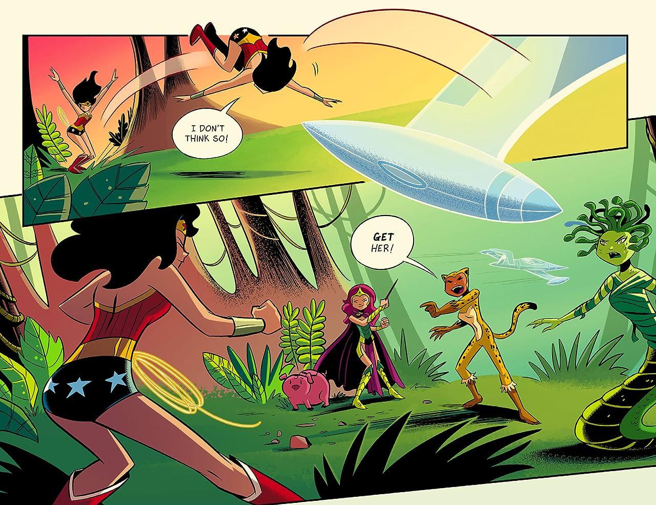 Sensation Comics Featuring Wonder Woman (2014-2015) #22