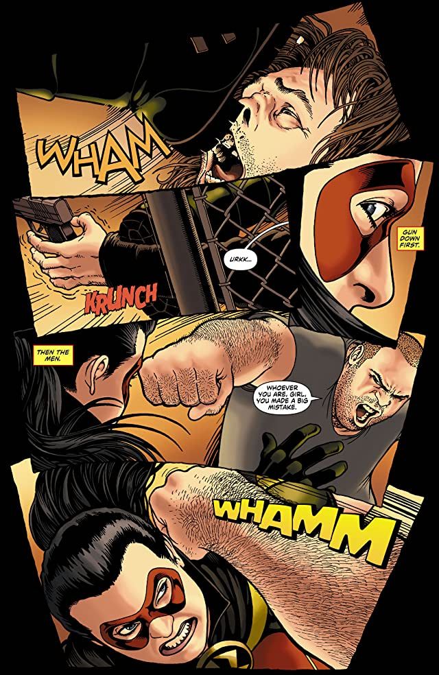 click for super-sized previews of Worlds' Finest (2012-2015) #0
