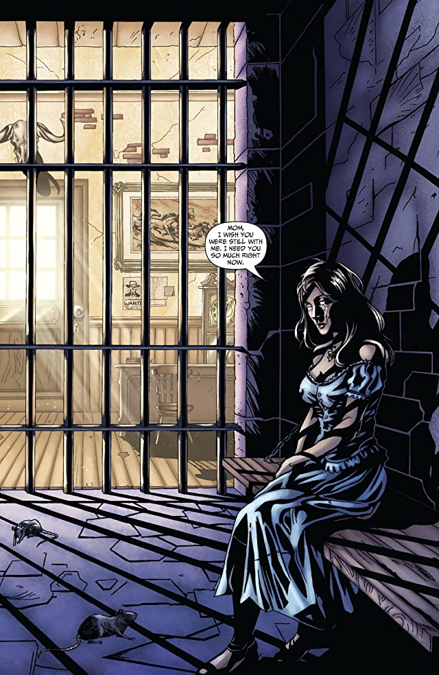 click for super-sized previews of Salem's Daughter #2