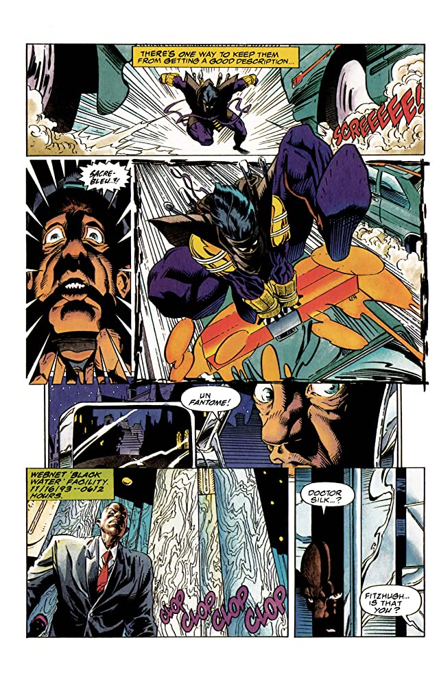 click for super-sized previews of Ninjak (1994-1995) #2