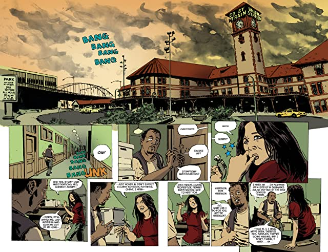 click for super-sized previews of Stumptown Vol. 2 #1