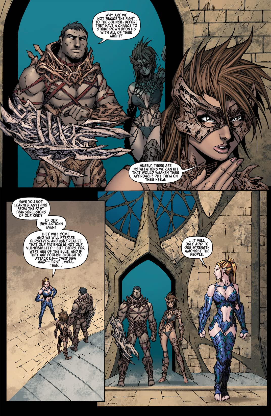 Fathom: Kiani Vol. 2 #2