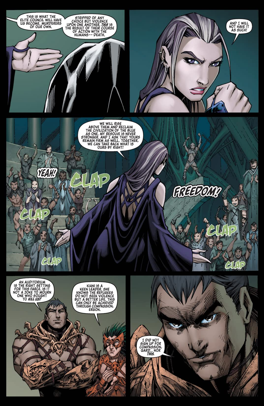 Fathom: Kiani Vol. 2 #3