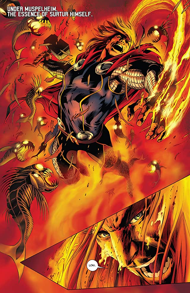 click for super-sized previews of The Mighty Thor (2011-2012) #20