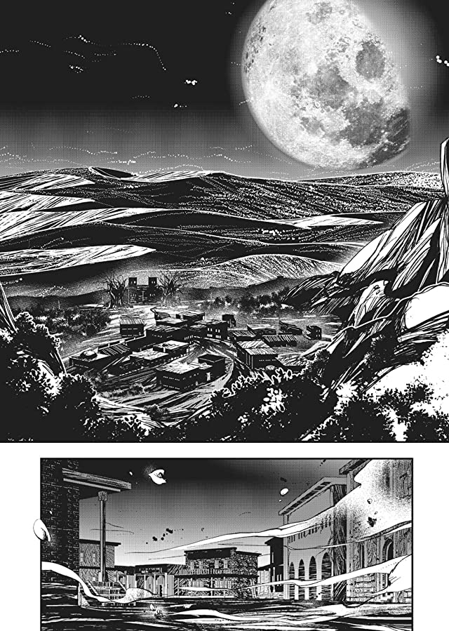 click for super-sized previews of Hideyuki Kikuchi's Vampire Hunter D Vol. 6
