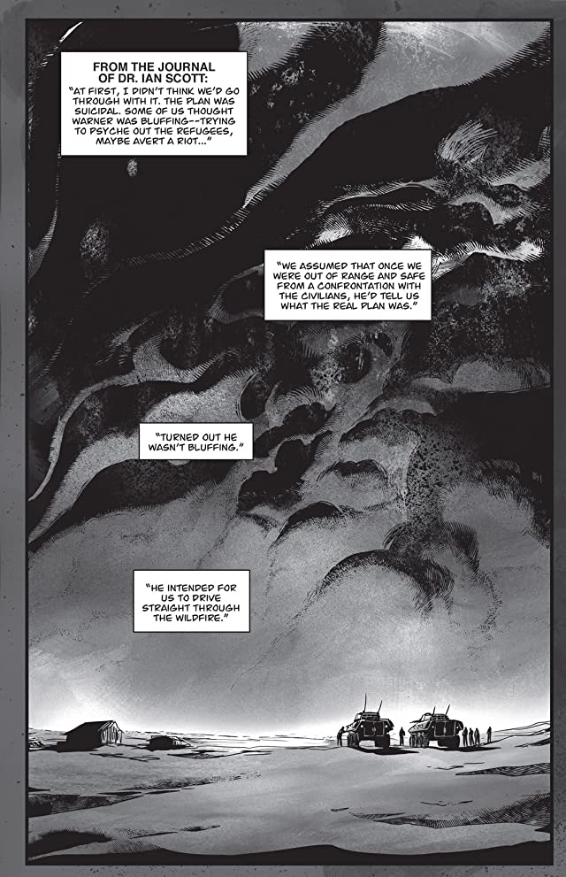 click for super-sized previews of The Last Zombie: Inferno #5