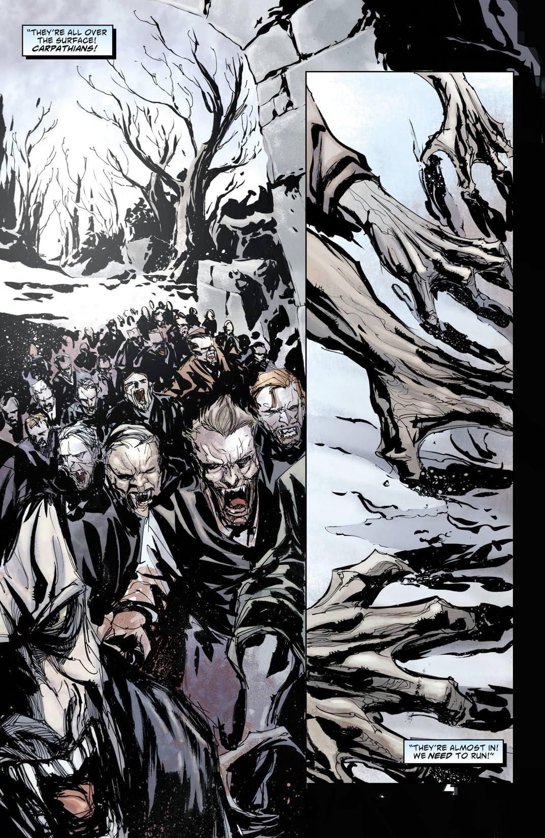 American Vampire: Lord of Nightmares #4 (of 5)