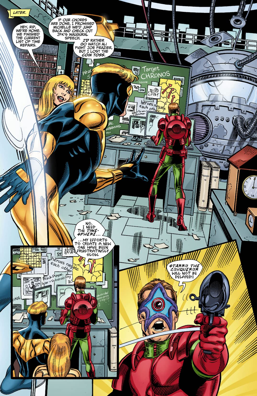 Booster Gold (2007-2011) #13
