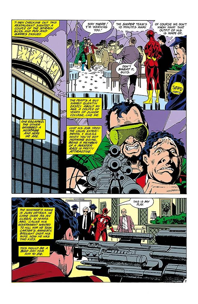 The Flash (1987-2009) #54