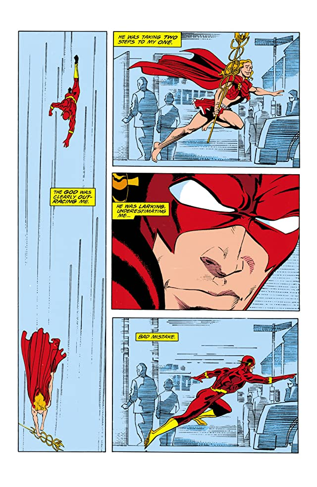 The Flash (1987-2009) #55