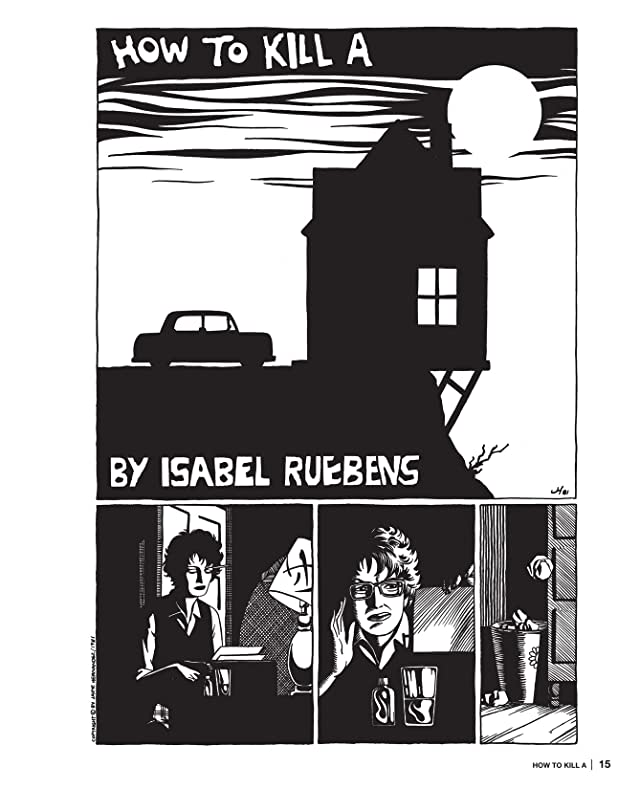 click for super-sized previews of Maggie the Mechanic: The Love & Rockets Library - Locas Book 1