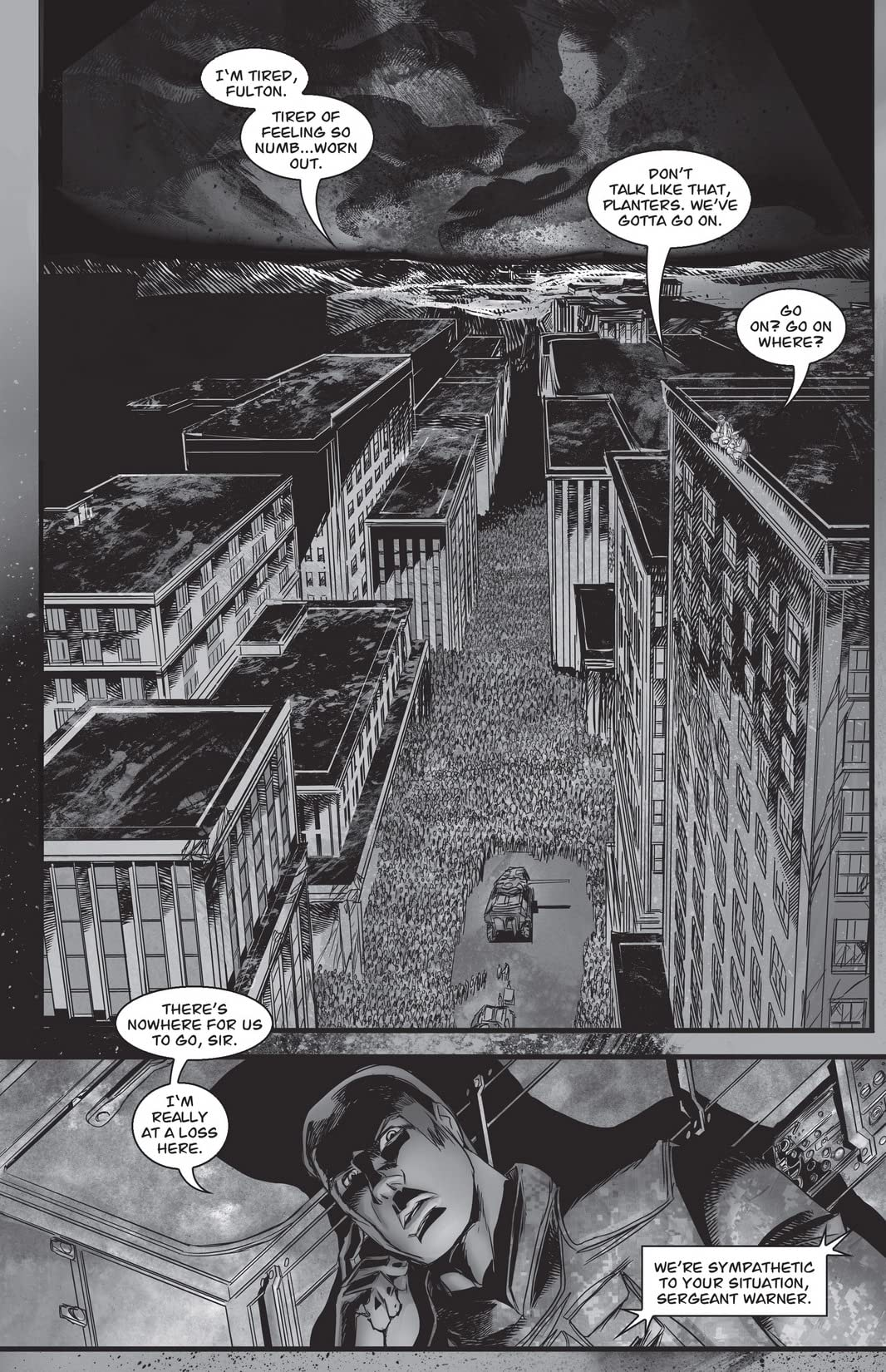 The Last Zombie: Inferno #4 (of 5)