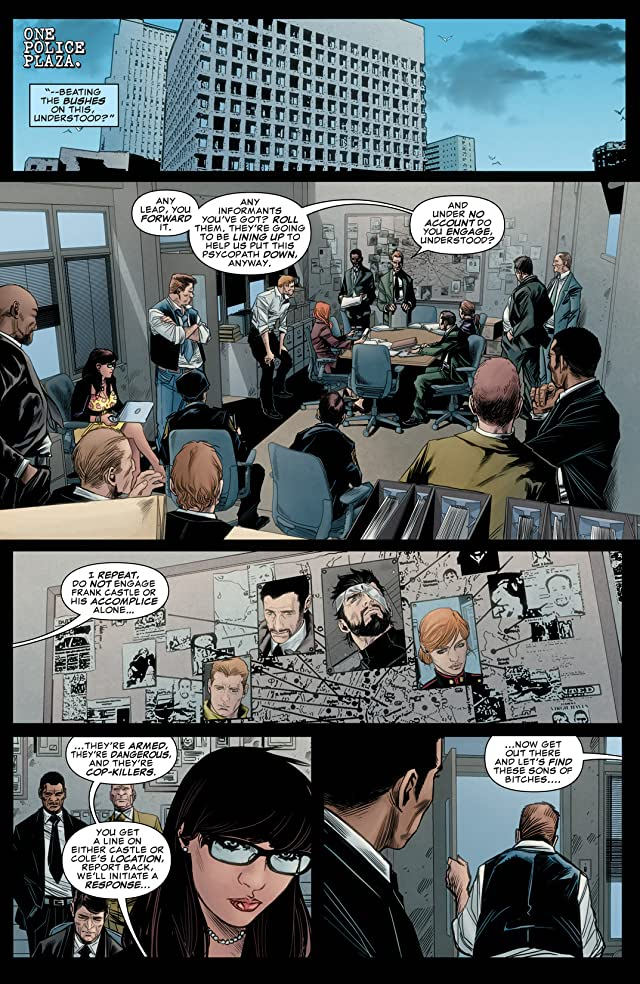 click for super-sized previews of Punisher (2011-2012) #16