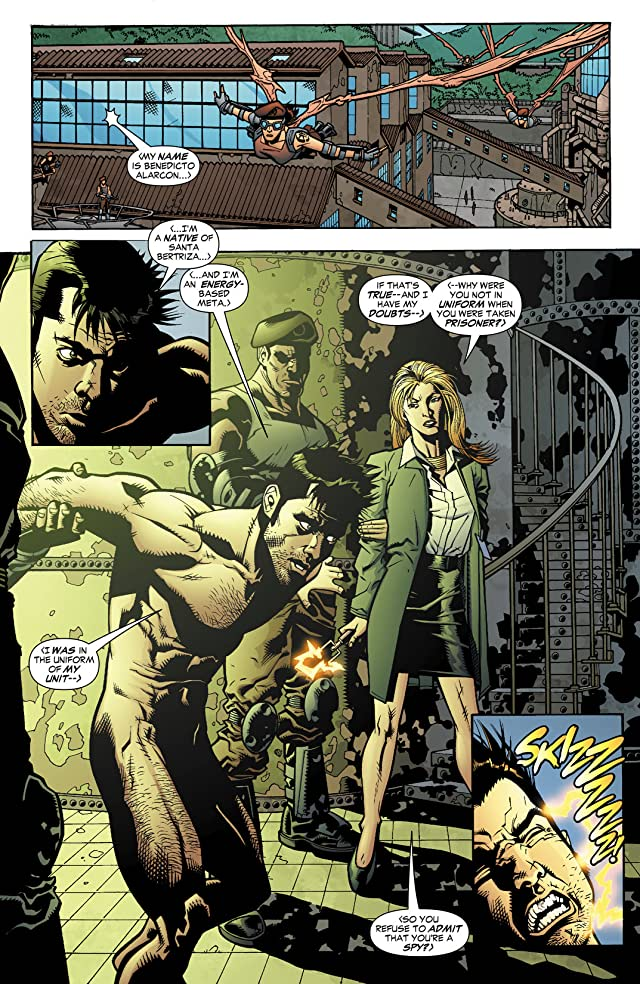 click for super-sized previews of JLA: Classified #29