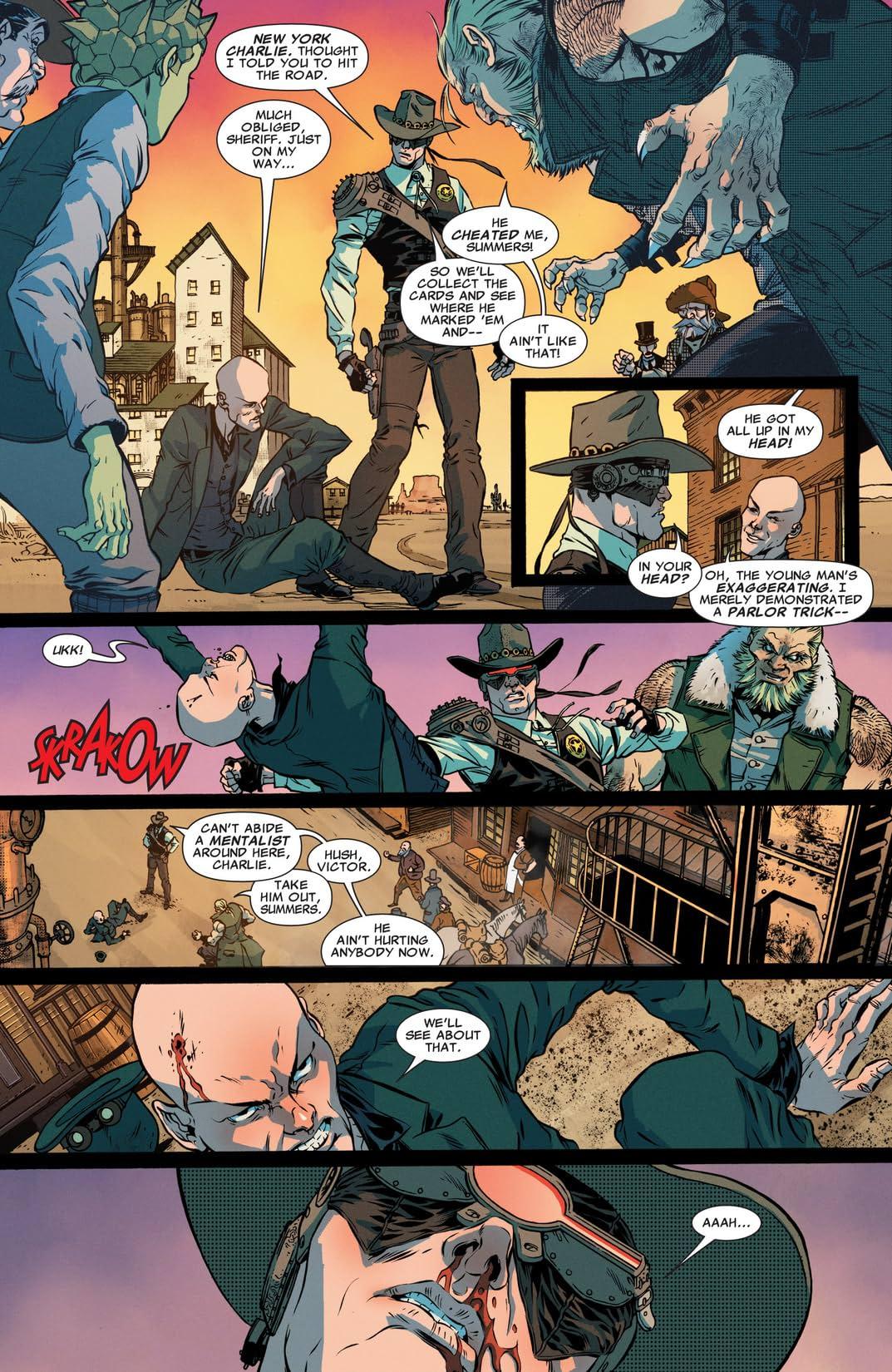 X-Treme X-Men (2012-2013) #4