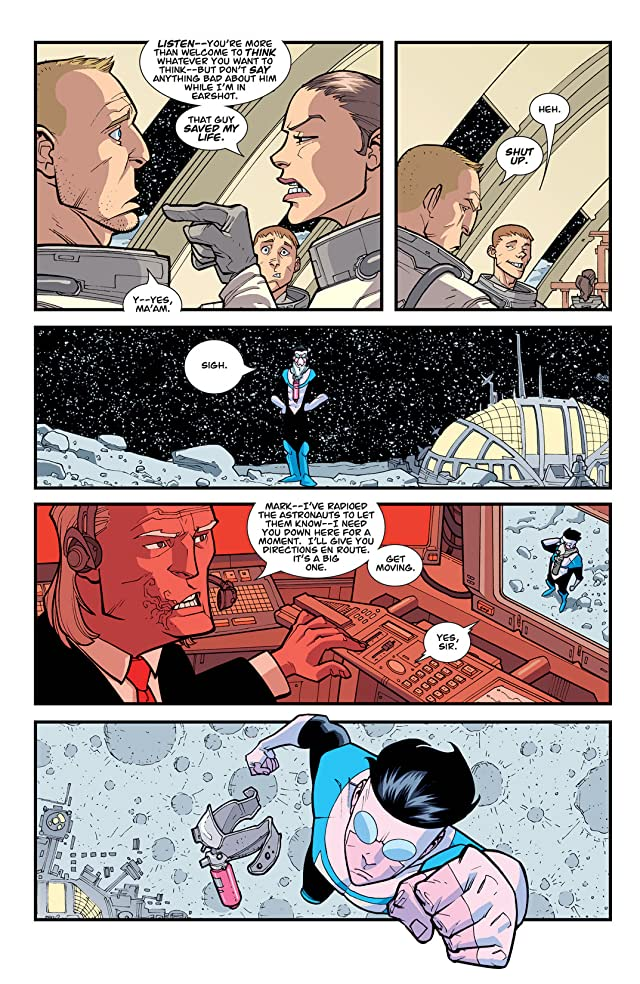 click for super-sized previews of Invincible #42