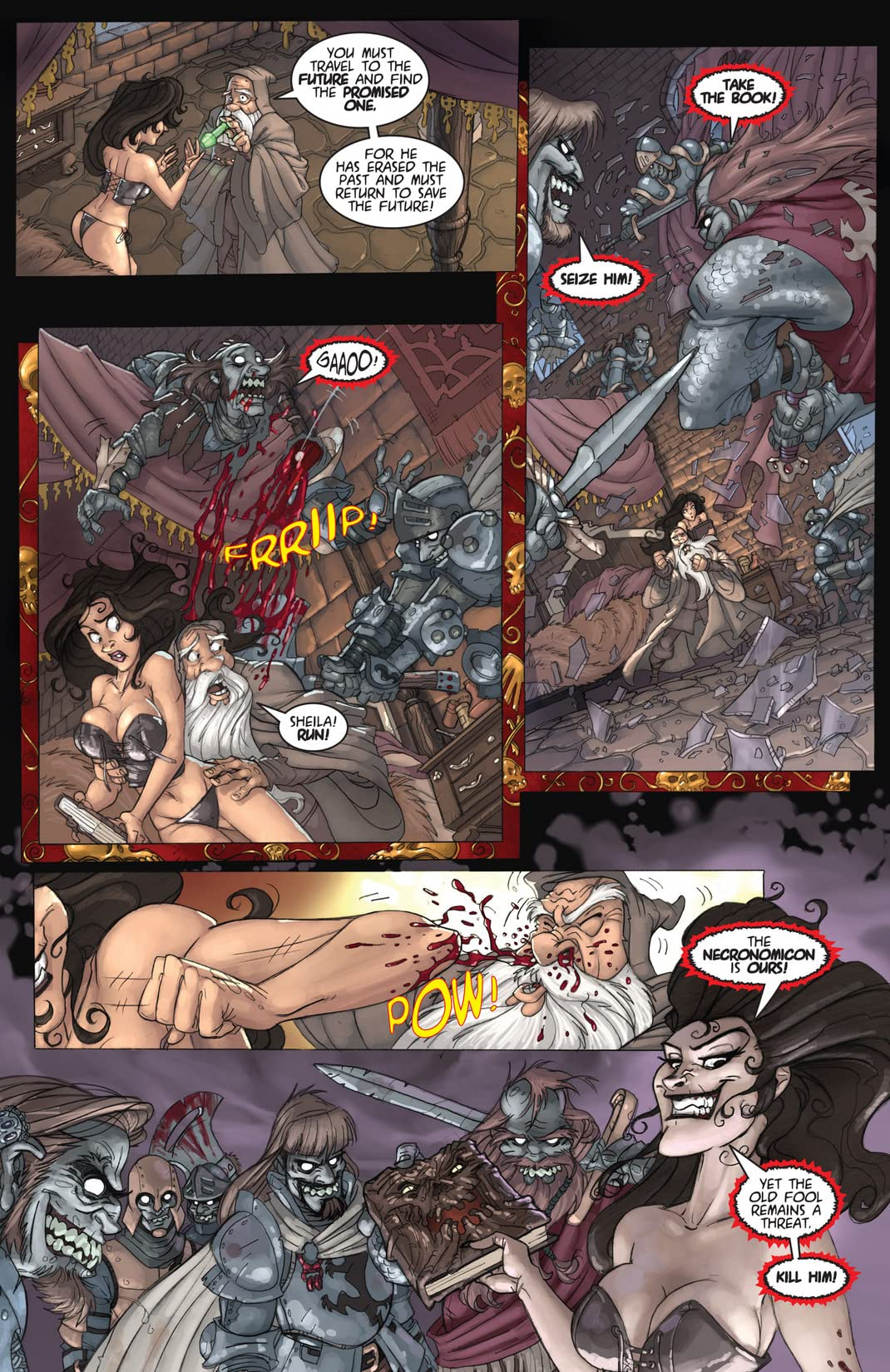 Army of Darkness: Ashes 2 Ashes #3