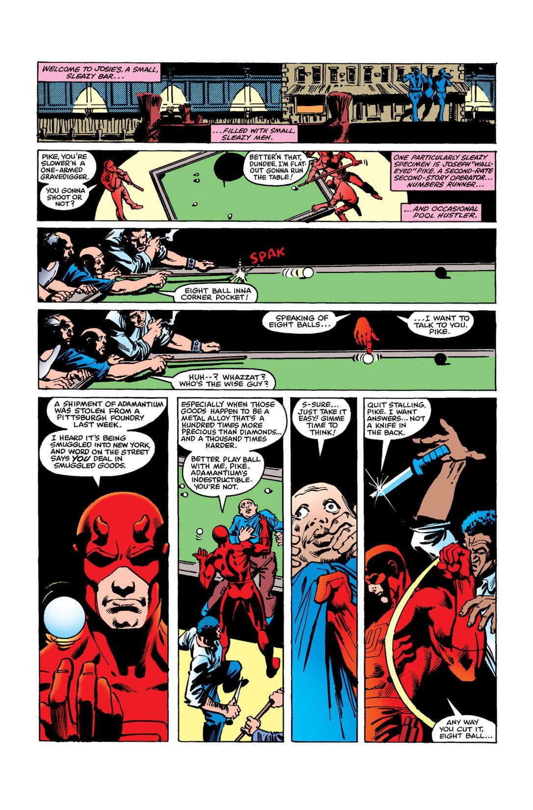 Daredevil (1964-1998) #165