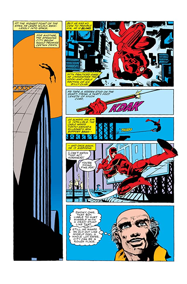 Daredevil (1964-1998) #170
