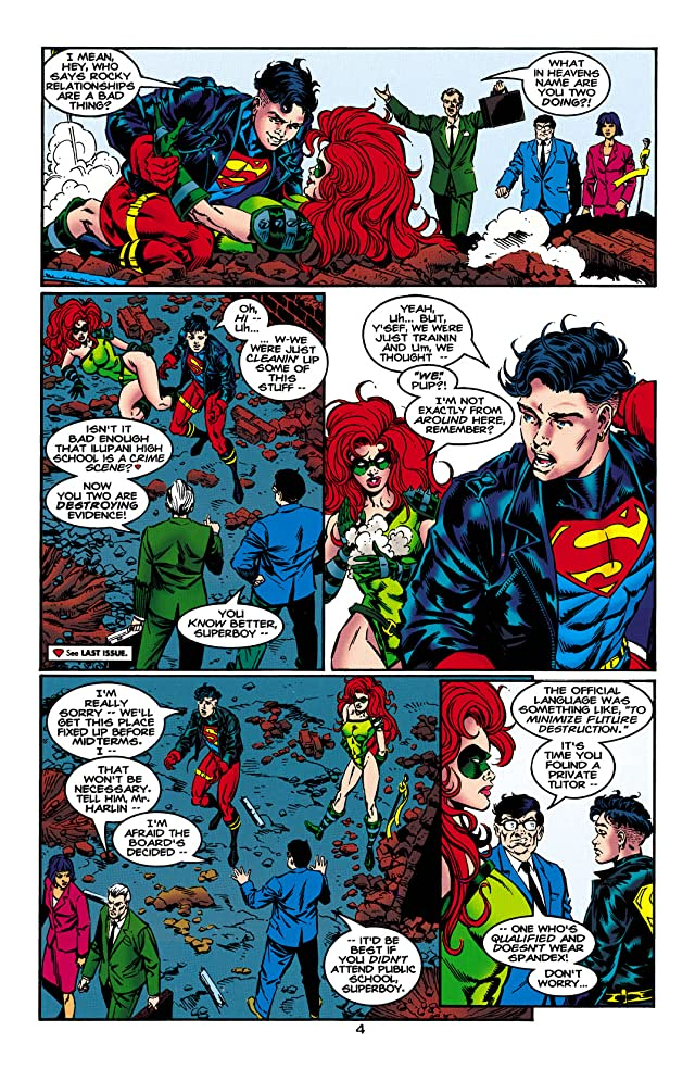 click for super-sized previews of Superboy (1994-2002) #26