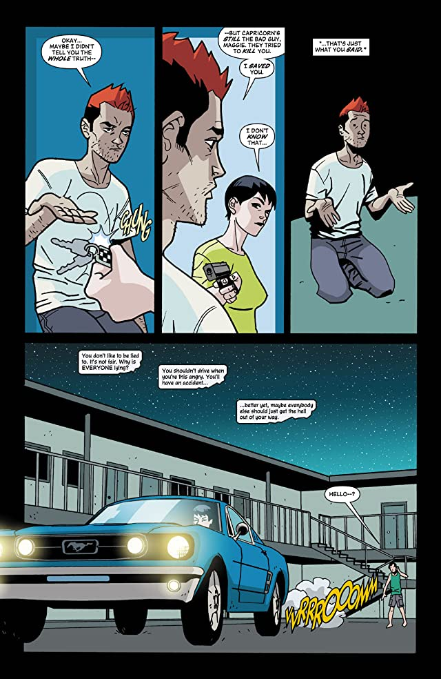 click for super-sized previews of Red Herring #4