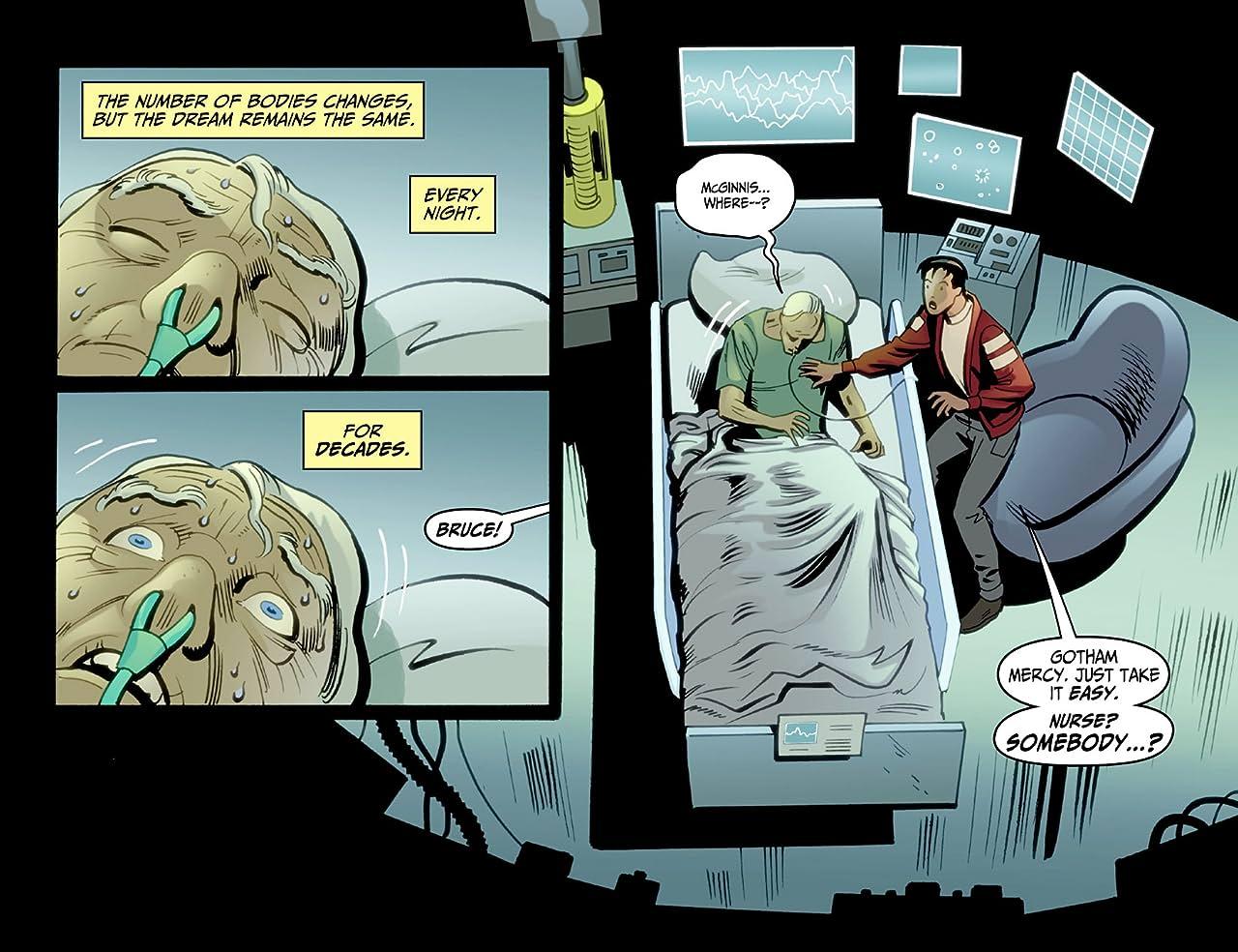 Batman Beyond (2012-2013) #11