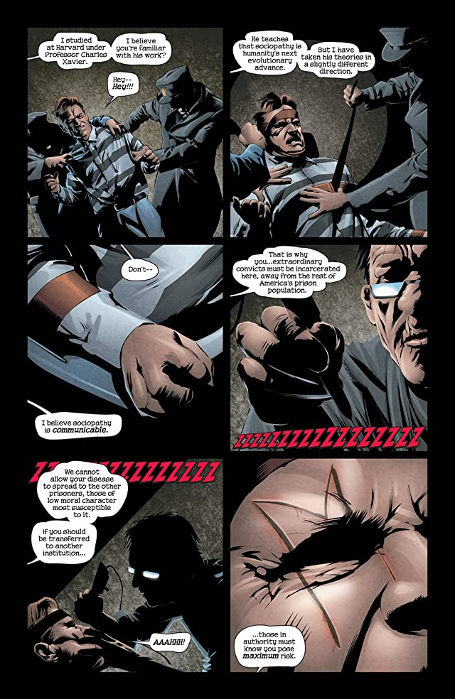 X-Men Noir: Mark of Cain #2 (of 4)