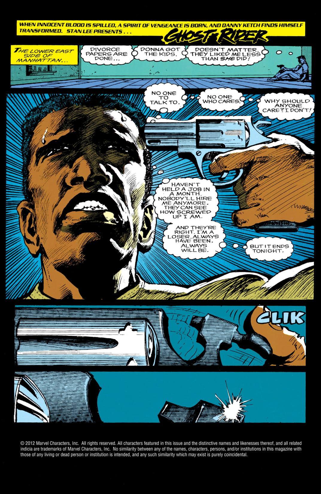 Ghost Rider (1990-1998) #19