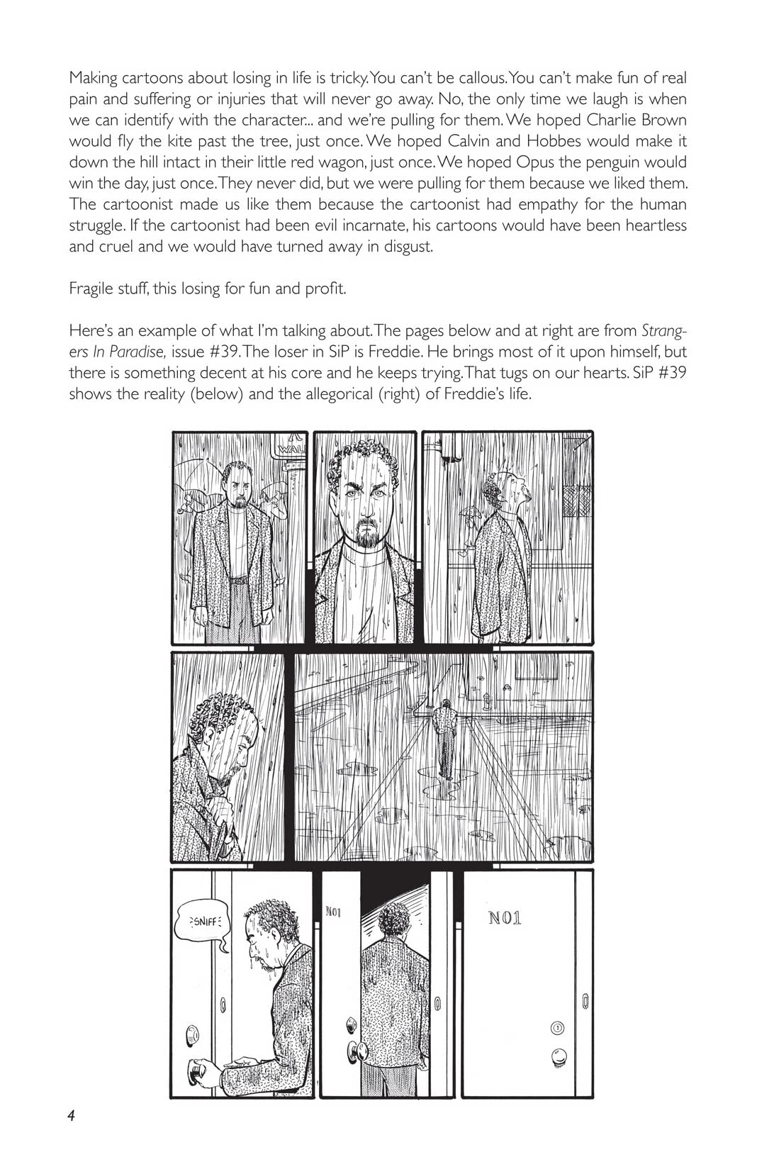 Terry Moore's How To Draw: Funny