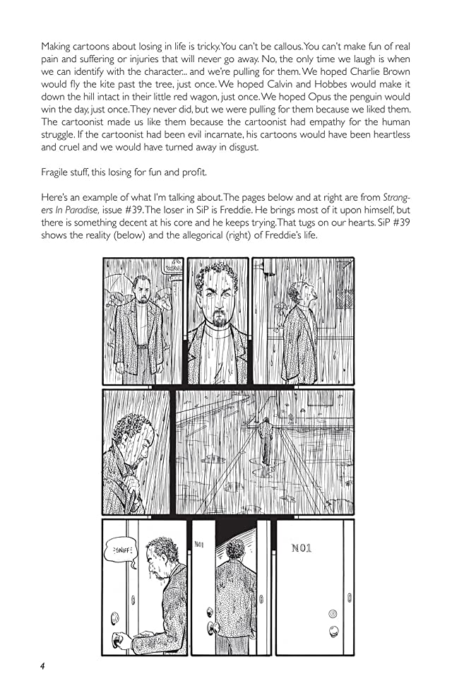 click for super-sized previews of Terry Moore's How To Draw: Funny